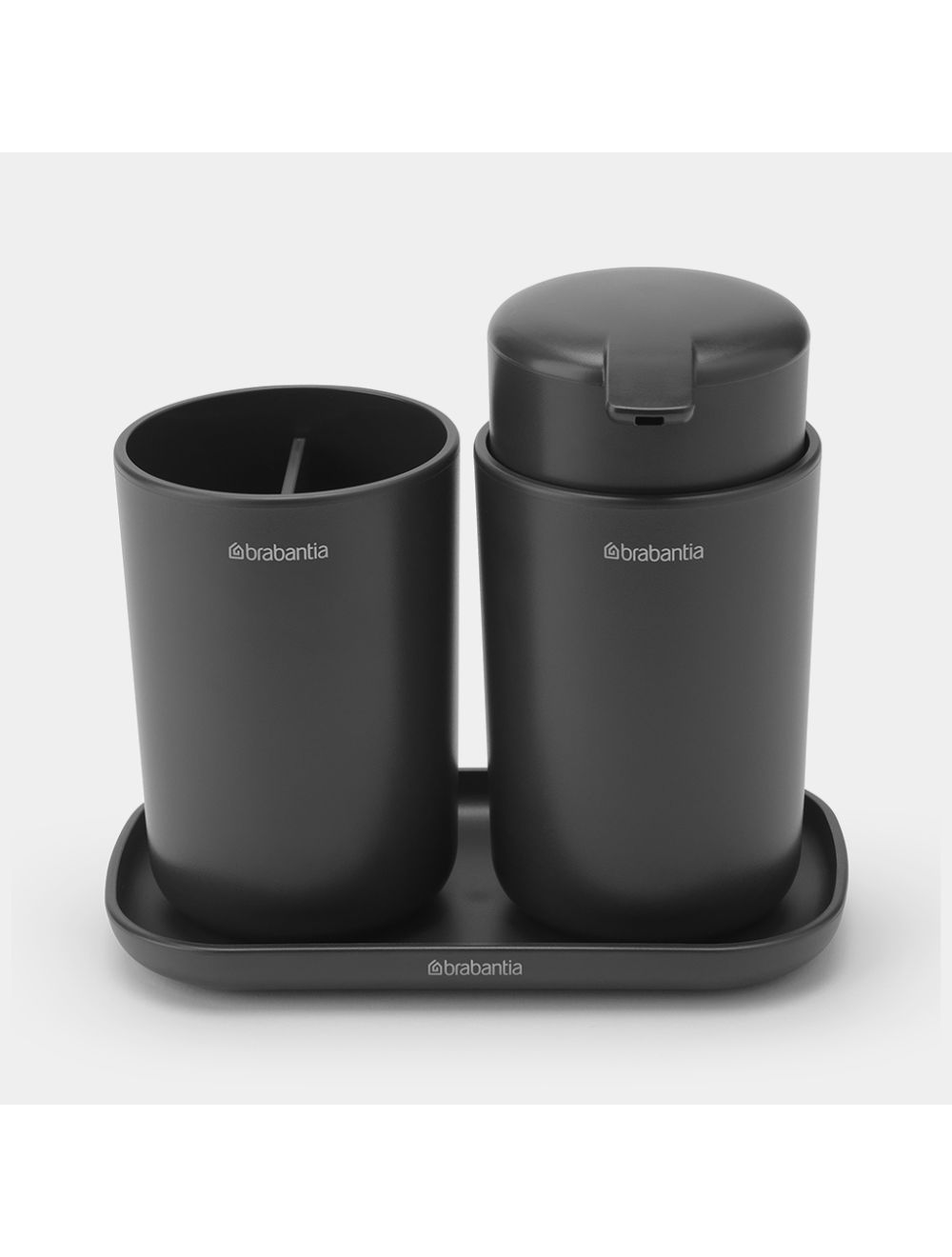 Brabantia Renew Bathroom Accessory Set, Brabantia Bathroom Accessories